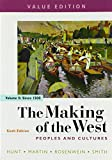 The Making of the West, Value Edition, Volume 2: Peoples and Cultures