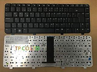 لوحة مفاتيح بديلة - لوحة مفاتيح تركية جديدة أصلية لجهاز كومباك 6520 6520s 6720 6720s 540 550 TR نسخة أسود