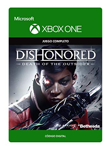 Dishonored: Death of the Outsider  | Xbox One - Código de descarga