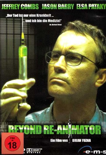 Beyond Re-Animator [2 DVDs]