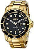 Invicta Men's 15351 Pro Diver Gold Ion-Plated Stainless Steel Watch