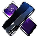 SDTEK Case for Motorola Moto One Macro Full Body Front and