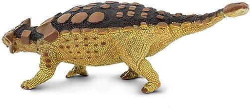 Safari Ltd. Prehistoric World - Ankylosaurus - Phthalate, Lead and BPA Free - for Ages 3+
