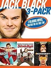Jack Black 3 Pack: (Nacho Libre / School of Rock / Orange County)