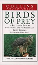 Birds of Prey of Europe, North Africa and the Middle East (Collins Field Guide)
