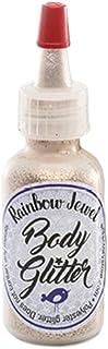 Art Factory Rainbow Jewel Body Glitter - Gold.5 oz Poofer Bottle, Safe, Cosmetic Grade, Loose Opaque Polyester Glitter, Gr...