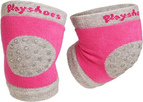 Playshoes Unisex Baby Knieschoner rutschhemmend Stulpen, pink, one Size