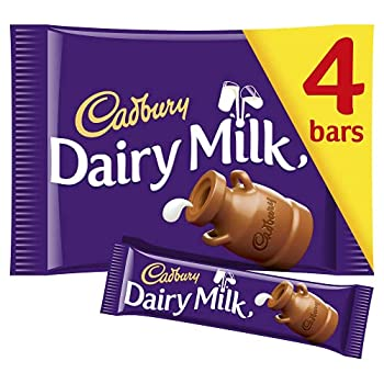 cadbury milk chocolate bars