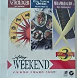 Weekend 3 Title Power Pack; Mega Movie Guide Reviews & More; Easy Chinese Cooking Cook Like a Master Chef; Astrologer Chart Your Destiny