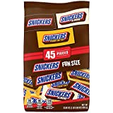 Snickers Variety Mix Fun Size Chocolate Candy Bars 32.68-Ounce Bag
