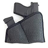 Active Pro Gear Cargo Pocket Holster for Concealed Carry | Non-Slip | Inside Pocket Gun Holster...