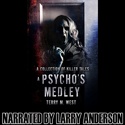A Psycho's Medley audiobook cover art