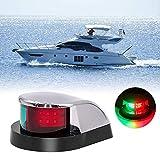 Obcursco Boat Navigation Light, Marine LED Navigation Light, Boat LED Bow Light....