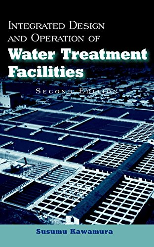 Integrated Design and Operation of Water Treatment Facilities