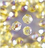 Efco – Cristal facetado Cuentas Redondas