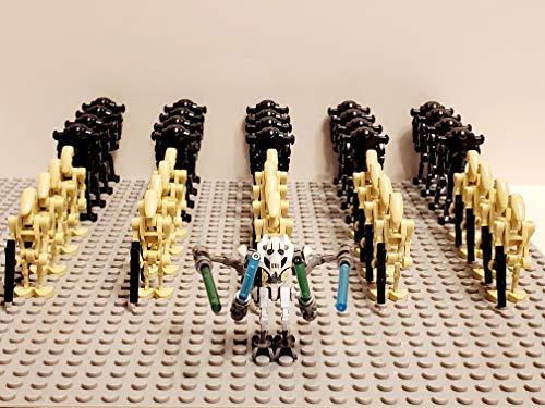 Star Wars General Grievous Battle Droids Army Set 41pcs