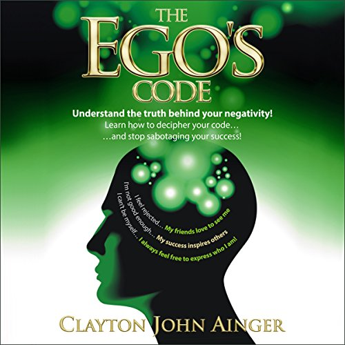 The Ego's Code audiobook cover art