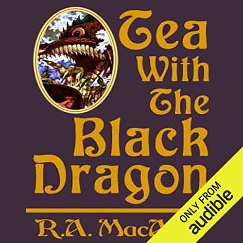 Tea with the Black Dragon audiobook cover art