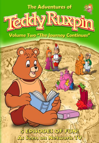 The Adventures of Teddy Ruxpin, Vol. 2: The Journey Continues [RC 1]