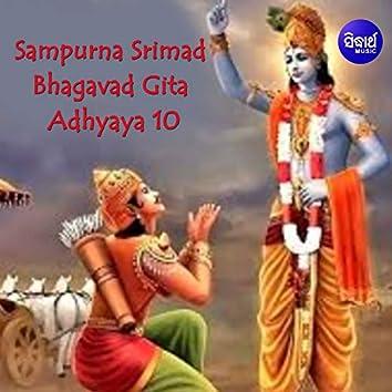 Srimad Bhagavad Gita Adhyaya 10