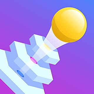 Tiles Leap - Hop Infinite Bounce Up Balls: Hopping Ball Rush Free Game