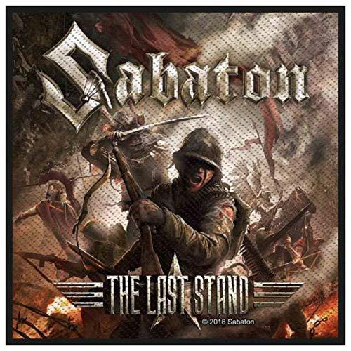 Sabaton The Last Stand Aufnäher | 2860