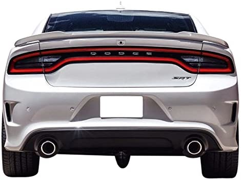 Painted Factory Style Max 88% OFF Spoiler Detroit Mall for 553 Charger 2011-2020 the Matt