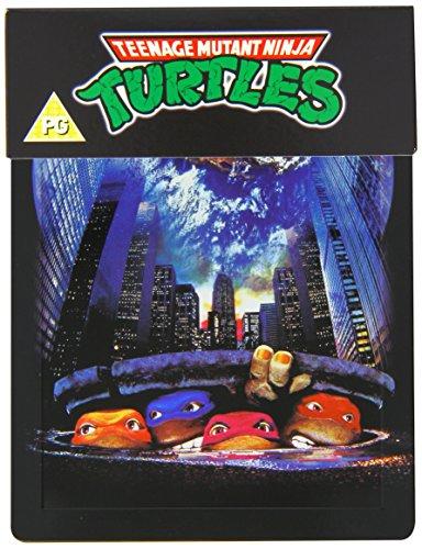 Teenage Mutant Ninja Turtles - The Original Movie: Limited Edition Steelbook [Blu-ray] [UK Import]