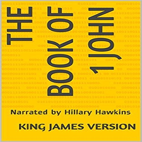The Book of 1 John, King James Version Audiobook By King James Version cover art