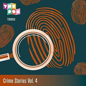 Crime Stories, Vol. 4