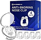 Anti Snoring Devices - Silicone Magnetic Anti...