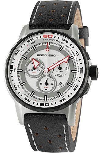 Momo Design MD2164SS-22 Reloj de Pulsera para Hombre