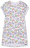 Skiny Mädchen Nachthemd Kurz Cosy Night Sleep Girls Unterhemd, Mehrfarbig (Rose Tropical 2760), (Herstellergröße:140)