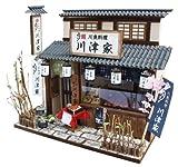 Eel shop 8833 well-established kit Shibamata of Billy handmade dollhouse kit Shibamata (japan import) by Billy 55