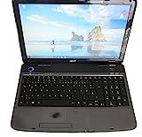 Acer Aspire 5542G-504G50Mn Laptop Turion II M500 TFT 15.6 4096 MB 500 GB DVD - Supermulti WLAN Webkamera Windows 7 Home Premium