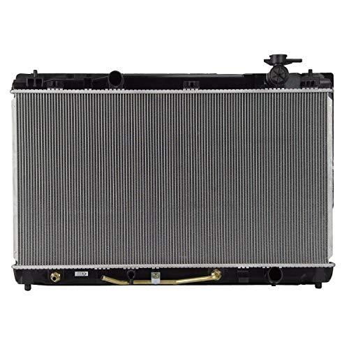 07 camry radiator - 6