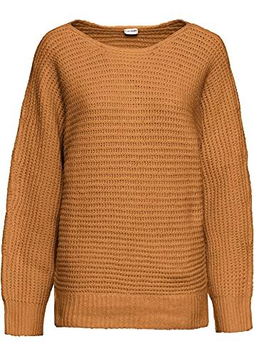 Versandhaus Damen Pullover, 549510 in Honig 32/34