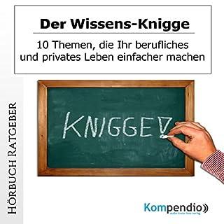 Der Wissens-Knigge Titelbild