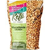 TGB Keto Candied Macadamia | 1g Net Carb | Low Carb Nut Snack | Healthy Artisanal Food, 9.5 Ounces
