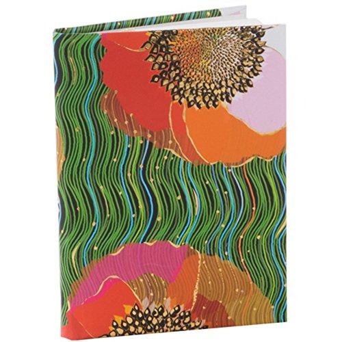 Turnowsky Notizbuch Pop up Poppy A6, 192 Seiten mit Lesezeichen