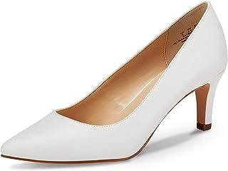 6461fe9161a White Women's Pumps & Heels | Amazon.com