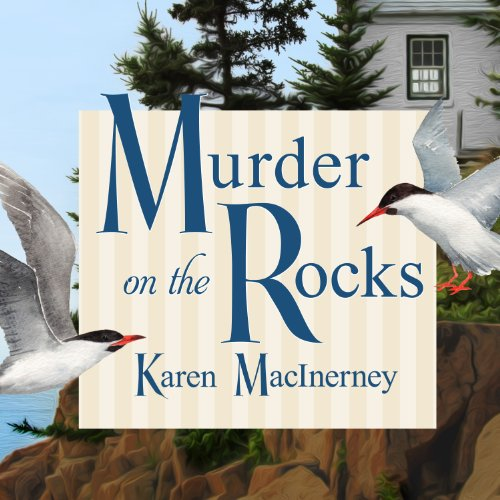 Murder on the Rocks cover art