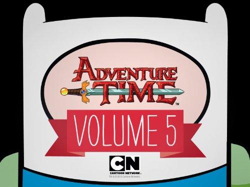 Adventure Time Volume 5