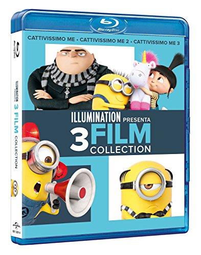Cattivissimo Me 1,2,3 Collection (Box 3 Br)