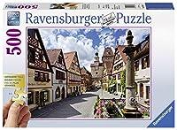 500ピース ジグソーパズル ローテンブルク Rothenburg o.d.T. '15 (61 x 46 cm)