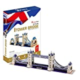 Tower Bridge London 3D Puzzle Cubic Fun