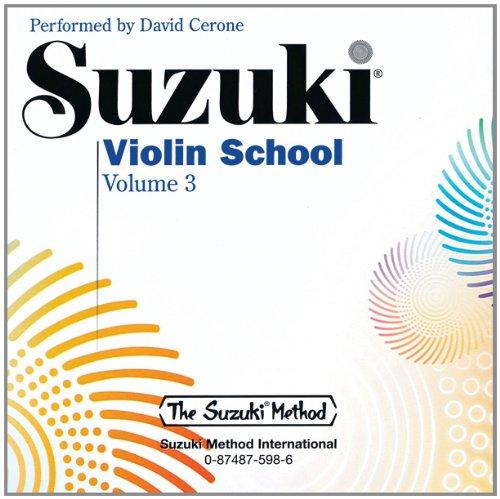 Suzuki Violin School: 3