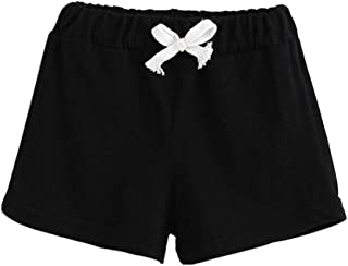 8aa95c667 Logobeing Verano Ropa Bebe Pantalones Cortos de Algodón Niños y Niñas Ropa  Bebé Moda Pantalones