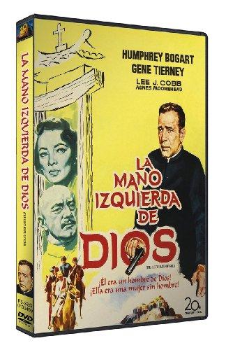 La Mano Izquierda De Dios [DVD]