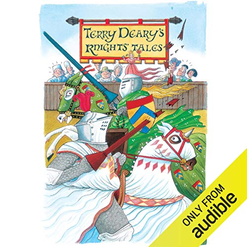 Terry Deary's Knights' Tales cover art